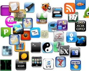 Image of iphone apps
