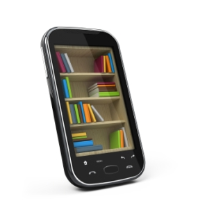 Image of an eBook reader - iStockPhoto